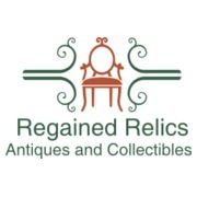 Regained Relics Antiques and Collectibles Logo