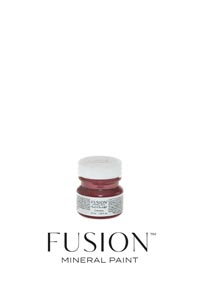 Fusion Mineral Paint Cranberry