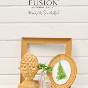 Fusion Mineral Paint Mustard