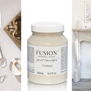 Fusion Mineral Paint Chateau